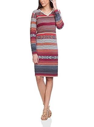 Tantra Strickkleid Etnich Knitted