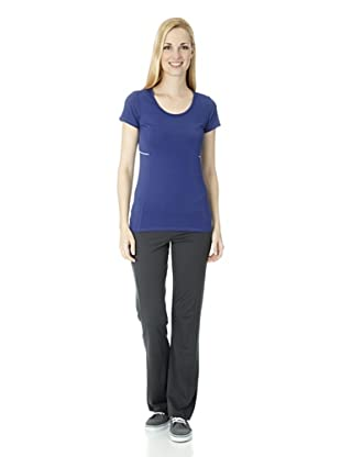 ESPRIT SPORTS Damen T-Shirt (Violett)