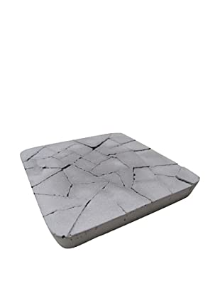 MollaSpace Water Absorbing Coaster, Grey