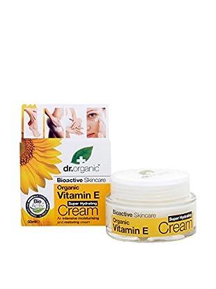 Dr Organic Crema Viso Vitamin E 50 ml