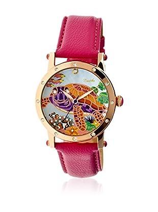 Bertha Uhr mit Japanischem Quarzuhrwerk Chelsea pink 41 mm