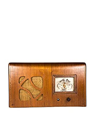 1920s Vintage Coin Vending Enterprises Coin-Operated Radio, Brown