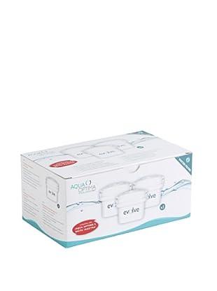 Arc Caja 3 Filtro Agua Modelo Single Life Aqua Optima