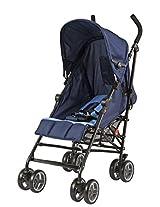 Dream On Me Cloud Lightweight Stroller, Dark Blue