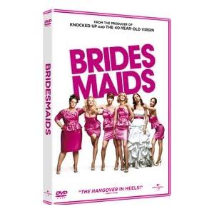 Paul Fiig(Director),Kristen Wiig(Actor),Terry Crews Bridesmaids 2011 DVD