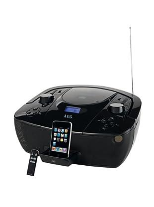 AEG Radio CD Conexión iPod SR 4329