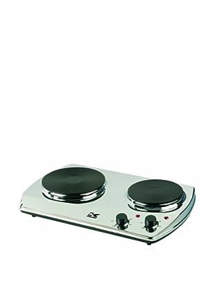 Kalorik Double Cooking Plate (Chrome)