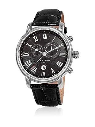 Akribos XXIV Reloj de cuarzo Man AK841SSB 45 mm