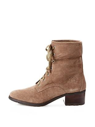 Calvin Klein Jeans Women's Chelsea Boot (Dark Taupe)