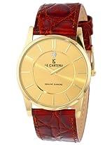 Le Chateau Men's 7069MG_G Classica Diamond Slim Watch