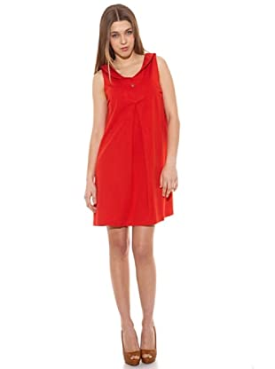 Tracabarraka Vestido Josefa (Rojo)