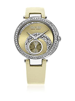So&Co New York Orologio con Movimento al Quarzo Giapponese Woman GP16099 40 mm