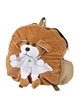 O Teddy Brown Color Back pack