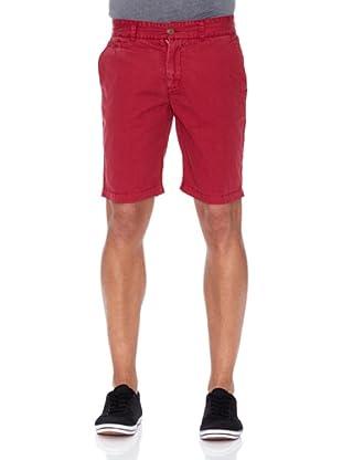Pepe Jeans London Bermuda Westley Rt (Rojo Oscuro)