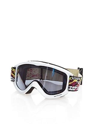 Uvex Máscara Fx Flash (Blanco)