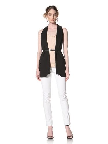 Preen LINE Women's Abbey Waistcoat (Black)