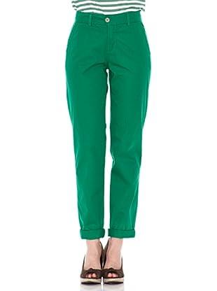 Springfield Chino Comfort Color (Verde)