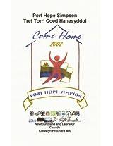 Port Hope Simpson Tref Torri Coed Hanesyddol (Port Hope Simpson Dirgeleddau Book 10) (Welsh Edition)