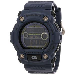 Casio Men's GR7900NV-2 G-Shock Tough Solar Power Military Navy Digital Watch
