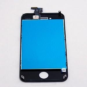 iPhone 4 タッチパネル(フロントガラスデジタイザ) 液晶パネルセット