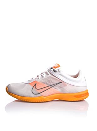 Nike Zapatillas Wmns Nike Zoom Fly Sister One+ (Blanco / Naranja)