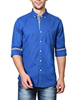 Allen Solly Blue Shirt