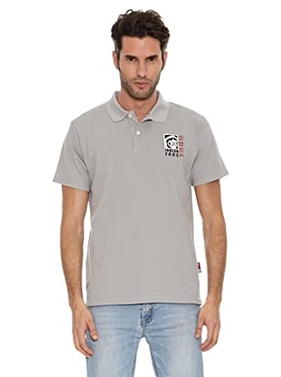 The Indian Face Polo Lee (Gris)