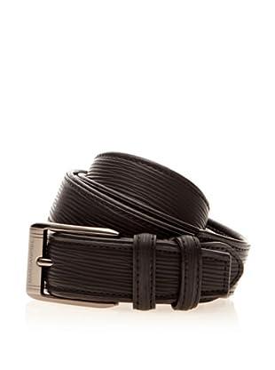 Marsanpiel Cinturón Rayas (Negro)
