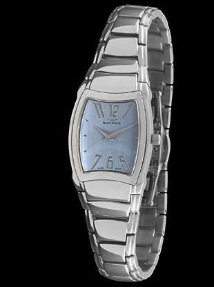 Sandoz 71576-03 - Reloj Col. Diver Señora brillo plata / azul