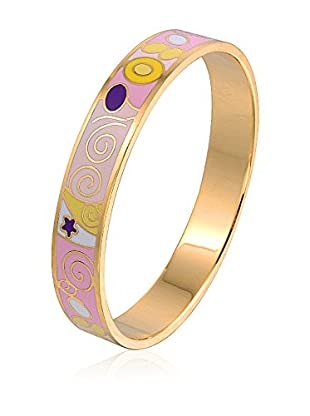 ROSE SALOME JEWELS Brazalete J001 acero bañado en oro 18 ct