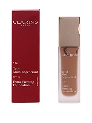 CLARINS Base De Maquillaje Líquido N°114 15 SPF 30 ml