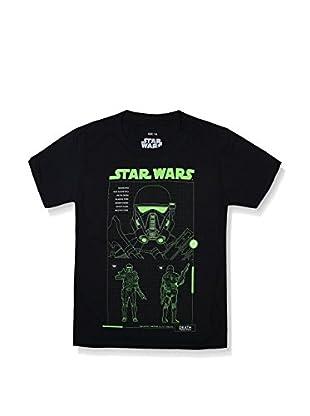 Star Wars T-Shirt Death Trooper Schematic