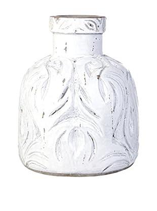 Lene Bjerre Acacia Large Vase, Antique White