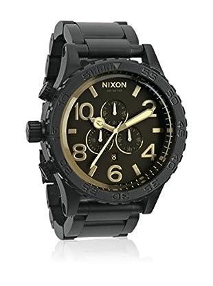 Nixon Uhr mit japanischem Quarzuhrwerk Man A083-1354  52 mm