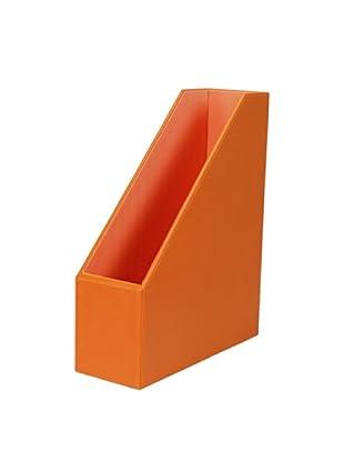 Nava Design Portariviste Saffiano (Arancione)