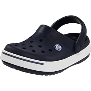 Crocs Crocband II Kids Navy/Bijou Blue
