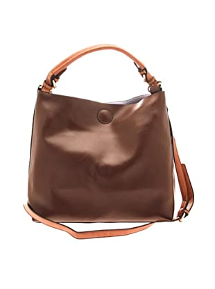 Georges Rech Borsa London (Marrone)