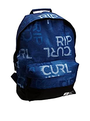Rip Curl Mochila Curl Mens Dome Lettering Backpack (Azul)