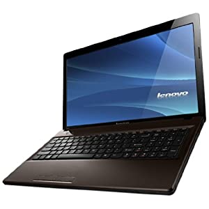 "Lenovo G580 59-348965 15.6"" Laptop-Black"