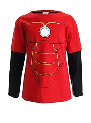 MARVEL Longsleeve Iron Man Costume