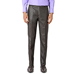 Formal Flat Front Trouser