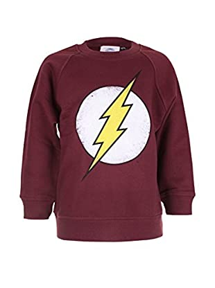 DC Comics Felpa Flash Distress Logo