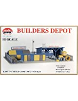 Model Power HO Scale Building Kit - Builders Depot