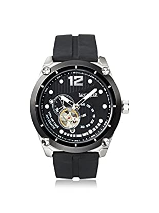 Lancaster Men's OLA0383NR Top Up Time Black Stainless Steel Watch