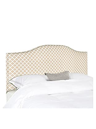 Safavieh Connie Headboard (Pink/White)