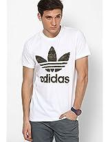 White Originals Round Neck T-Shirt