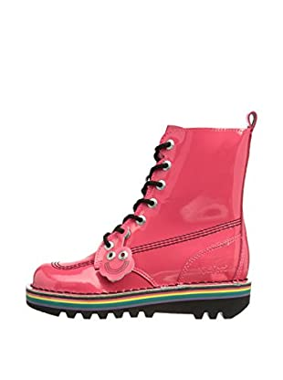 Kickers Botas Kick So Hi (Rosa)
