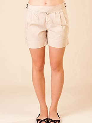 By Basi Short Lazo (Beige)
