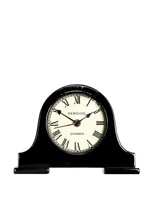 Newgate Mini Napoleon Alarm Clock, Black