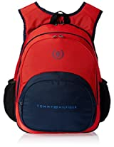 Tommy Hilfiger Chilton Red Children's Backpack (TH/BTS04CHL)